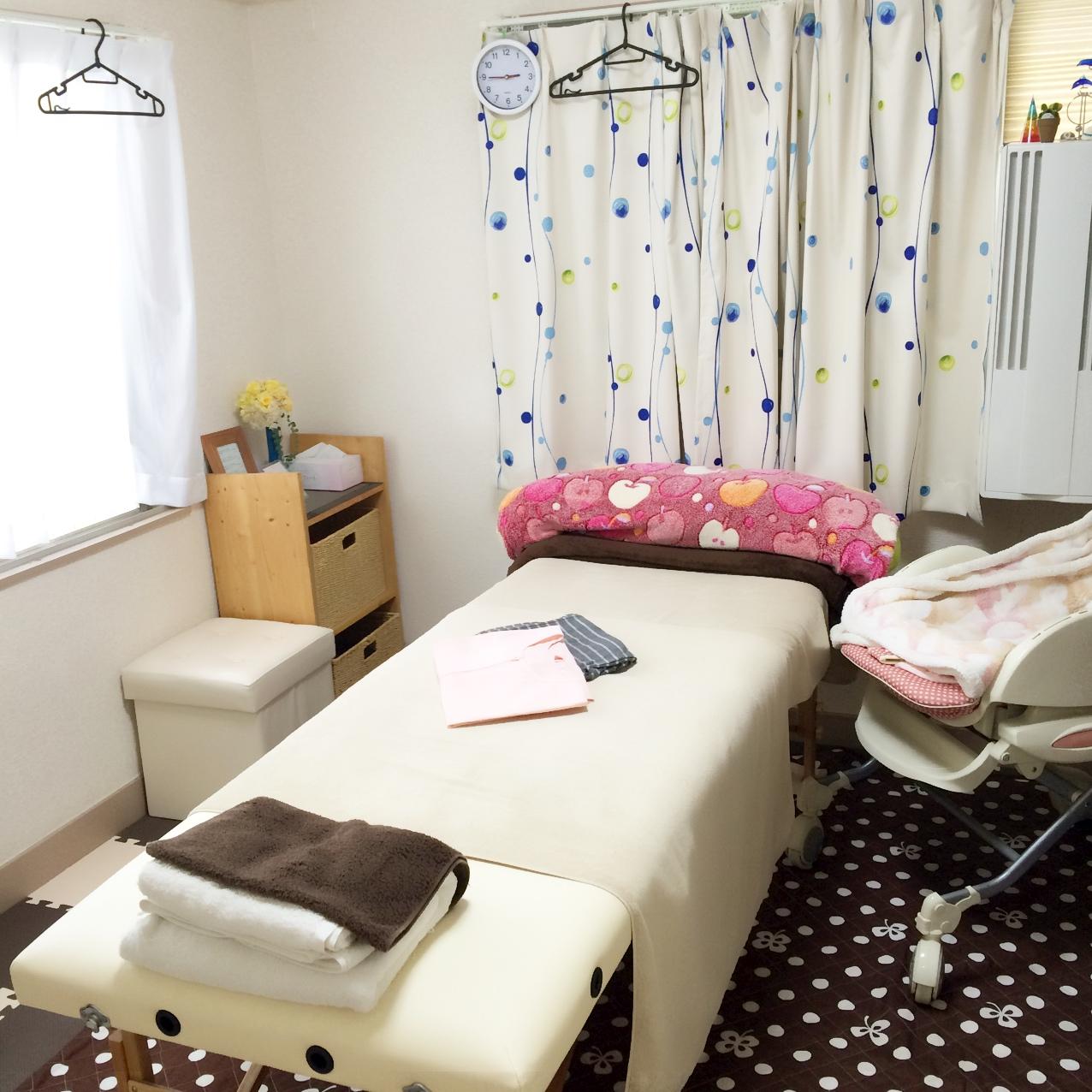 治療院の風景