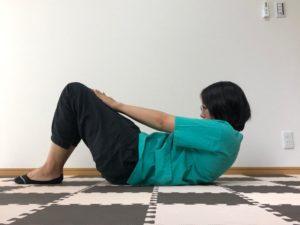初心者向けの腰痛いとならない腹筋運動