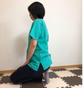 妊婦の脛がつった時のストレッチ