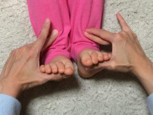 足首捻挫のリハビリが必要な可動域制限