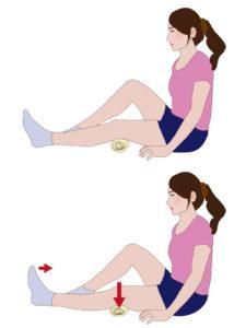 膝が痛い時におすすめの筋トレ